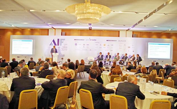 Ομιλία Διευθύνοντος Συμβούλου της ΕΛΠΕ κ. Ανδρέα Σιάμισιη στο «Athens Investment Forum 2019»