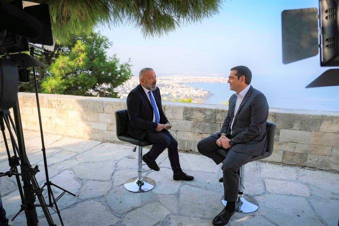"""Αλ. Τσίπρας: """"Ο ΣΥΡΙΖΑ θέλει τους πολίτες συμμέτοχους στις αποφάσεις για την Ελλάδα της νέας εποχής"""" (video)"""