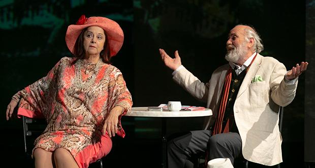 Θέατρο Κνωσός: «Φθινοπωρινή Ιστορία» του Αλεξέι Αρμπούζωφ – 2ος Χρόνος