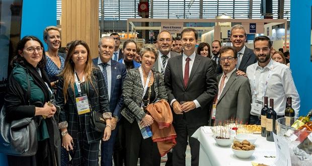 Ισχυρό ενδιαφέρον και θετικά μηνύματα για την Ελλάδα στη Διεθνή Έκθεση Τουρισμού IFTM στο Παρίσι