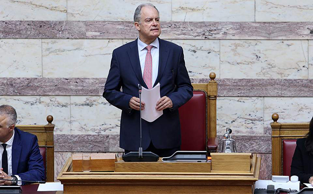 K. Τασούλας για προανακριτική: Παρακμιακές πρακτικές δεν έχουν θέση στη Βουλή