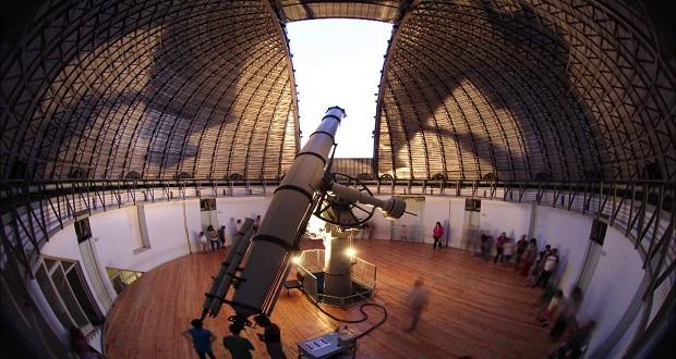 To Αστεροσκοπείο ανοίγει στους μαθητές