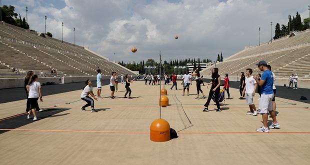 ΕΟΕ: Aρχίζει ξανά στο Παναθηναϊκό Στάδιο το πρόγραμμα «Αγαπώ τον αθλητισμό – Kids' Athletics»