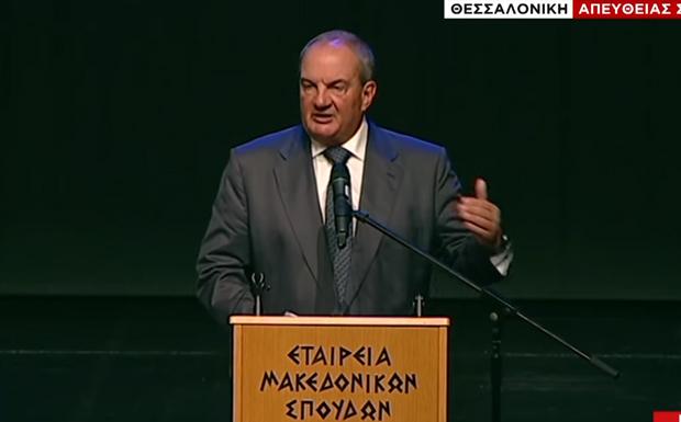 Ομιλία Καραμανλή: Αστικές αντιπαραθέσεις στο τοπίο της κρίσης