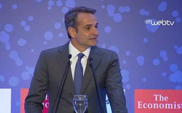 Κυρ. Μητσοτάκη στον Economist: Αναστολή ΦΠΑ στις οικοδομικές άδειες – Η επικράτηση του λαϊκισμού πήγε πίσω τη χώρα