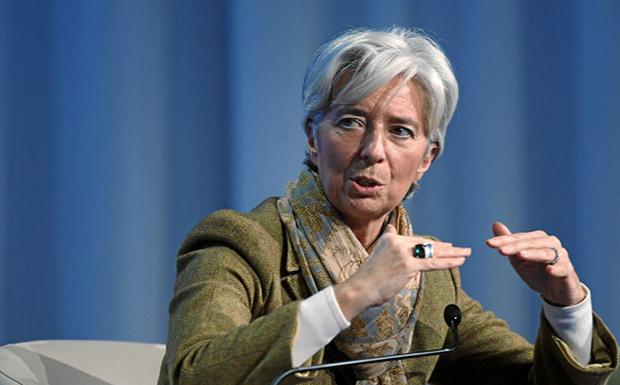 Συνεχίζεται ο πόλεμος της Λαγκάρντ με τη Γερμανία: Η ΕΚΤ θα συνεχίσει τις αγορές ομολόγων