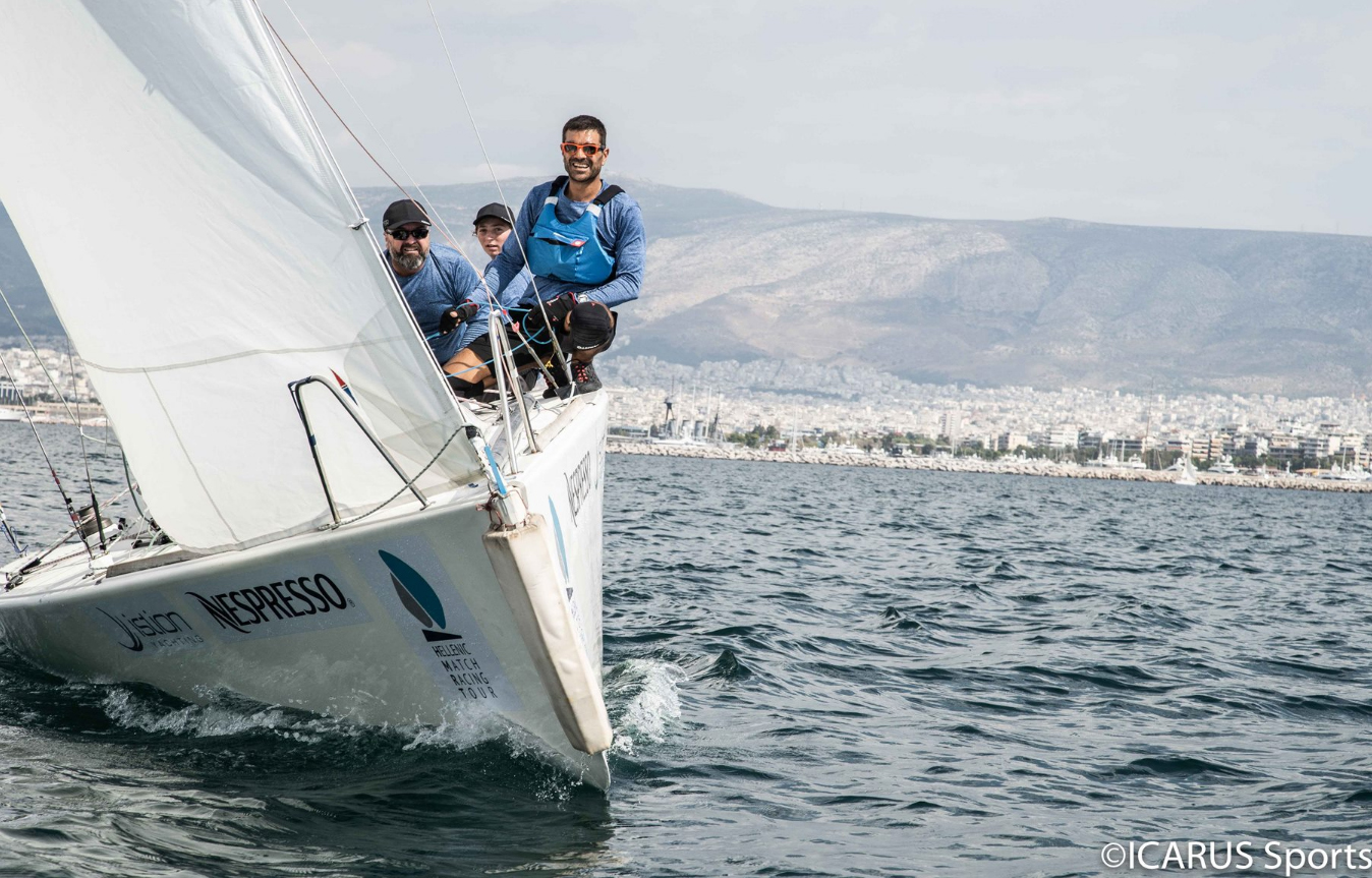 Hellenic Match Racing Tour (video – εικόνες)