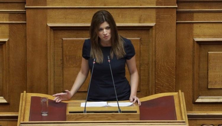 Νοτοπούλου: Ο κ. Θεοχάρης δεν παρουσίασε κανένα σχέδιο για τη Σαμοθράκη