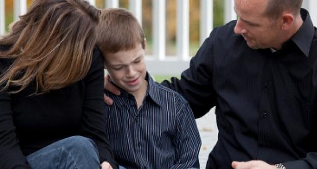 Μιλήστε με το παιδί σας όταν φοβάται να πάει στο σχολείο
