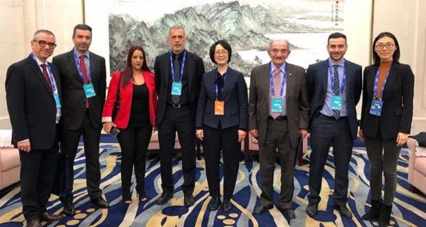 Ο δήμαρχος Πειραιά Γιάννης Μώραλης σε Διεθνές Συνέδριο στις πόλεις Jinan και Qingdao της Κίνας