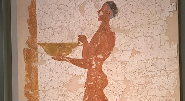 """""""Πομπηία και Σαντορίνη: η αιωνιότητα σε μια μέρα"""""""