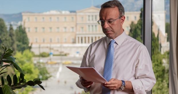 Ο υπουργός Οικονομικών Χρήστος Σταϊκούρας μιλάει αποκλειστικά στο «ΠΑΡΟΝ»