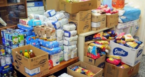 Διανομή τροφίμων στους δικαιούχους του ΤΕΒΑ στους Δήμους Βέροιας ...