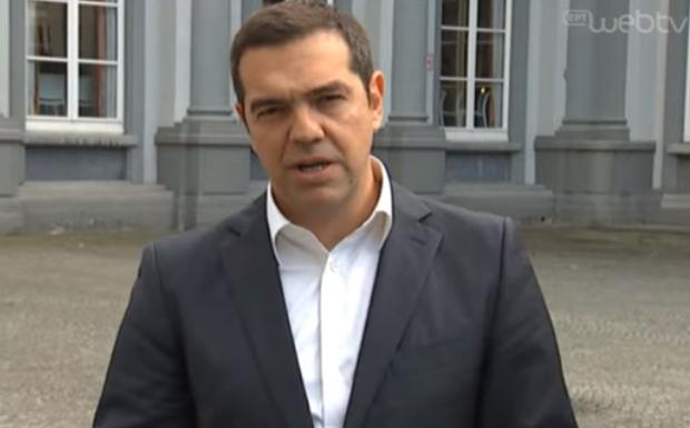 Ο Αλέξης Τσίπρας παίρνει πάνω του τη μετεξέλιξη του ΣΥΡΙΖΑ