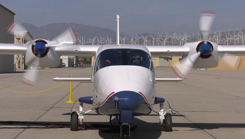 Η NASA παρουσίασε το πρώτο ηλεκτρικό αεροπλάνο της – Θα πετάξει το 2020 (video)