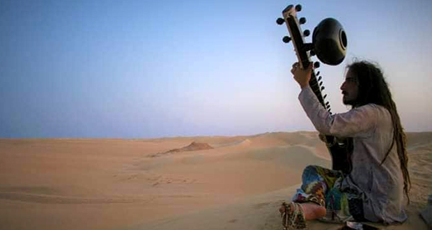 Συναυλία Ινδικής Κλασικής μουσικής με Sitar και Esraj με τον Ιάσονα Ψαράκη στο FAUST