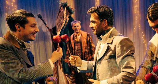 Θέατρο Διάνα: «Μια Χριστουγεννιάτικη Ιστορία» – Επιστρέφει η επιτυχημένη θεατρική παράσταση με τη βραβευμένη μουσική από τις αδελφές Σπανομάρκου