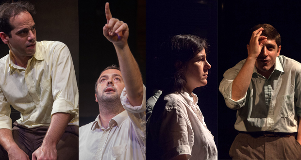 Θέατρο Βαφείο – Λάκης Καραλής: «Οι γειτονιές του κόσμου» του Γιάννη Ρίτσου – Για 10 παραστάσεις