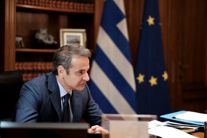 Κυρ. Μητσοτάκης: Η Ελλάδα ανακτά τη θέση της στον παγκόσμιο χάρτη