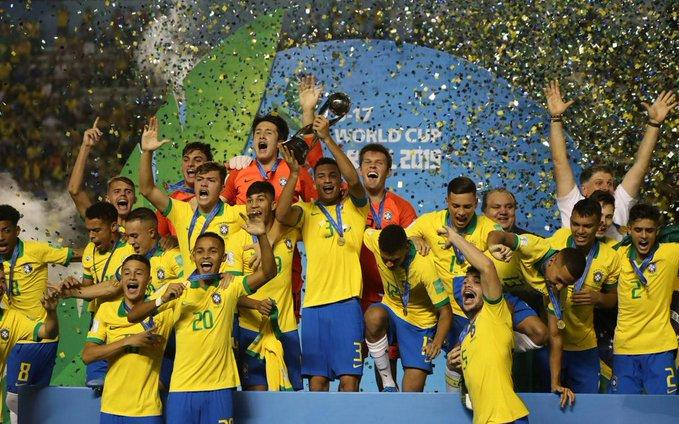 Η Βραζιλία κατέκτησε το Παγκόσμιο Κύπελλο U-17
