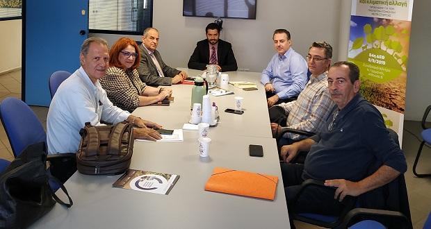Στενότερη συνεργασία μεταξύ ΥπΑΑΤ και ΕΛΓΟ ΔΗΜΗΤΡΑ για επιτάχυνση κατάρτισης των νέων Γεωργών και της Παροχής Γεωργικών Συμβουλών
