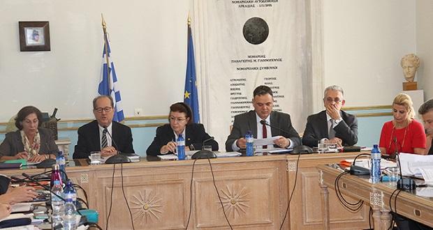 Έργα 11,3 εκατ. ευρώ πρότεινε η Αθηνά Κόρκα στην υπουργό Πολιτισμού Λίνα Μενδώνη