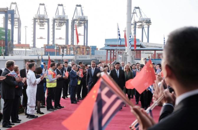 Κίνα και Ελλάδα δεσμεύονται να προωθήσουν την επένδυση της Cosco στον Πειραιά