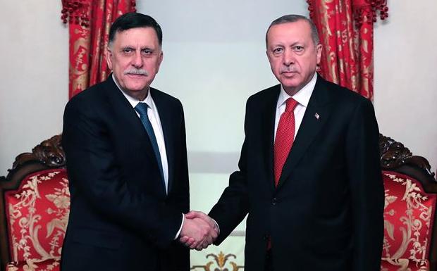 Παράσταση διαμαρτυρίας στον ΟΗΕ: Η ελληνική πλευρά ζητάει καταδίκη της Τουρκίας για τη συμφωνία με τη Λιβύη