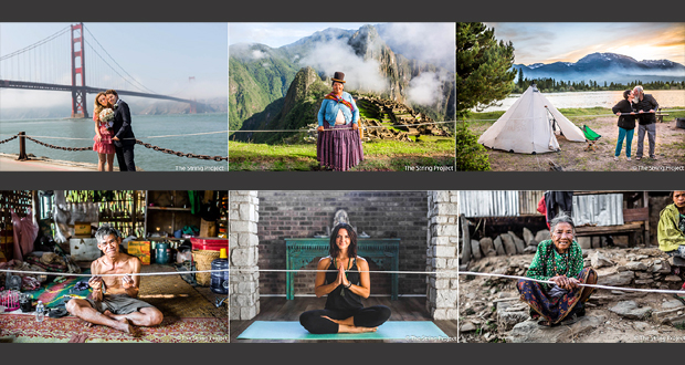 """Έκθεση Φωτογραφίας: """"THE STRING PROJECT"""" των Chelsea Nix & Mariano Cortez στη Blank Wall Gallery"""