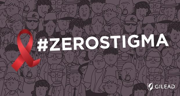 #ZeroStigma: Εκστρατεία ευαισθητοποίησης ενάντια στο κοινωνικό στίγμα από την Gilead Sciences Ελλάς
