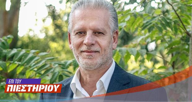 Ο πρόεδρος της ΕΔΕΚ, Μ. Σιζόπουλος,«Επί του Πιεστηρίου» (LIVE streaming)