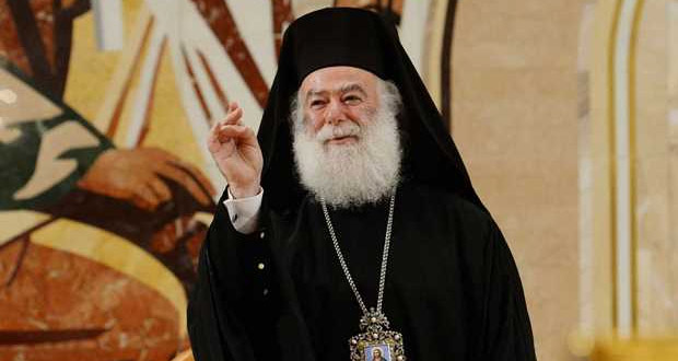 Πατριάρχης Αλεξανδρείας: «Μετά την δική μας αναγνώριση αρχίζει η λύση του προβλήματος στην Ουκρανία»