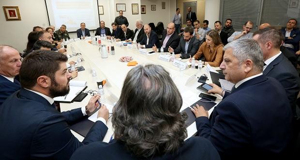 Γ. Πατούλης: Ύψιστη προτεραιότητά μας η ενίσχυση της οδικής ασφάλειας στην Αττική