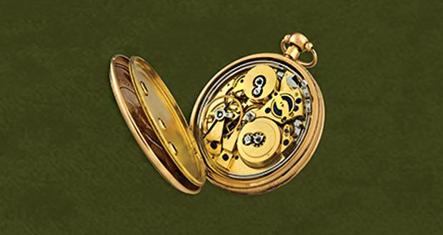 """""""Τα ρολόγια τσέπης των Αγωνιστών του '21"""" σε ένα ημερολόγιο"""