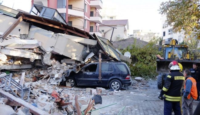 Αποστολή του ΙΣΑ στην Αλβανία με γιατρούς και φαρμακευτικό υλικό