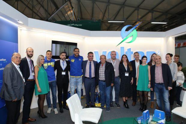 Δυναμικό παρών της Volton στην «Πελοπόννησος EXPO 2019»