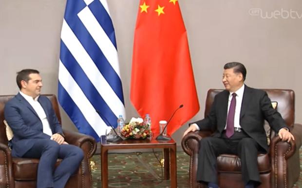 Ο Πρόεδρος της Κίνας προσκάλεσε τον πρόεδρο του ΣΥΡΙΖΑ να επισκεφθεί το Πεκίνο (video)