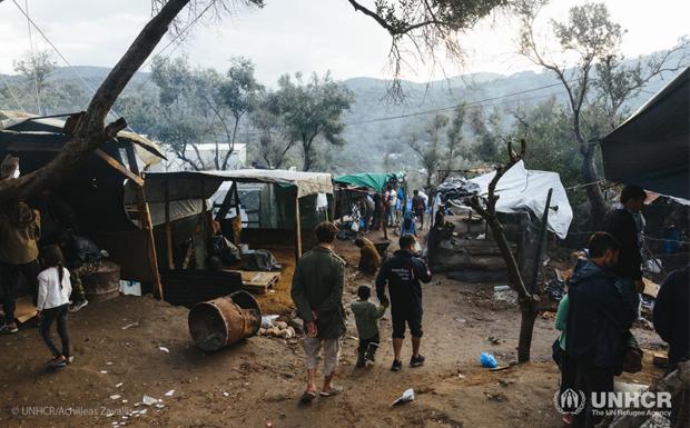 ΟΗΕ: Υπερσυνωστισμός στα κέντρα υποδοχής στα ελληνικά νησιά – Να επιμεριστεί η ΕΕ τις ευθύνες
