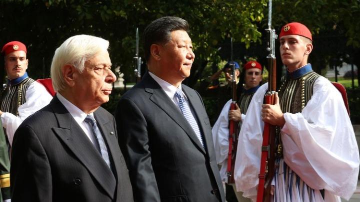 Πρ. Παυλόπουλος: Εμβληματική αναβάθμιση της στρατηγικής σχέσης Ελλάδας-Κίνας