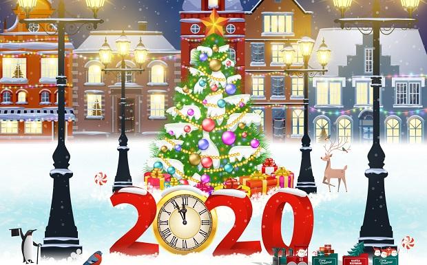 Τα Χριστούγεννα ήρθαν στον Δήμο Αγίων Αναργύρων-Καματερού
