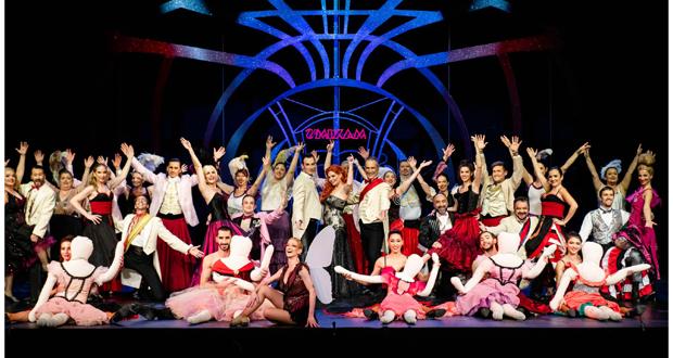 """""""Η ΕΥΘΥΜΗ ΧΗΡΑ"""" του Franz Lehár – Η βασίλισσα της οπερέτας έρχεται στο ΘΕΑΤΡΟ ΟΛΥΜΠΙΑ"""