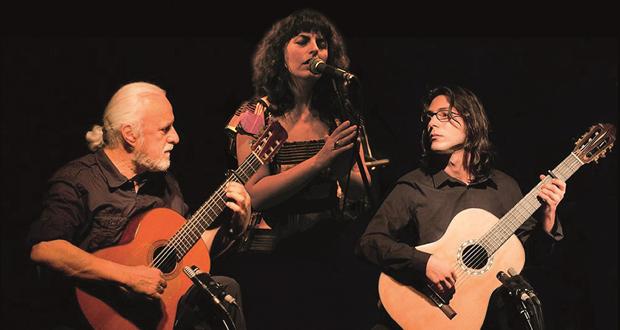 Μουσική παράσταση με τους Νότη Μαυρουδή, Μαρία Θωίδου και Γιώργο Τοσικιάν, με τίτλο «Της ζωής το σινεμά…»