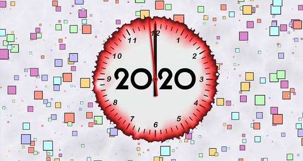 Το φοβερό 2019 έφυγε κι ήρθε το καινούργιο 2020!