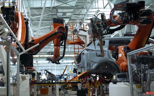 ΣΕΒ: Να μη χαθεί η ευκαιρία της 4ης Βιομηχανικής Επανάστασης (video)