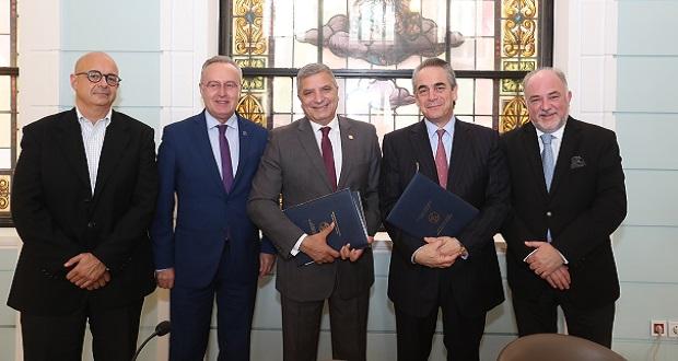Υπεγράφη Σύμφωνο Συνεργασίας μεταξύ Περιφέρειας Αττικής και ΕΒΕΑ για την ενεργό στήριξη της νεοφυούς επιχειρηματικότητας στην Αττική