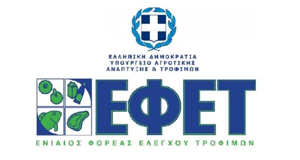 ΕΦΕΤ: COVID-19: Οδηγός για τη Βιομηχανία Τροφίμων