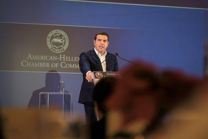 Αλ. Τσίπρας: Περιμένουμε απ' τους συμμάχους υποστήριξη των κυριαρχικών δικαιωμάτων μας