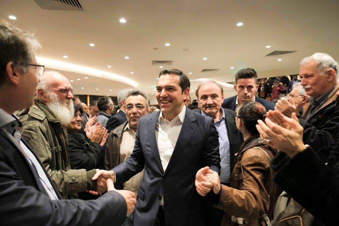 Αλ. Τσίπρας: Ανασύνταξη ΣΥΡΙΖΑ με τους όρους της εποχής μας
