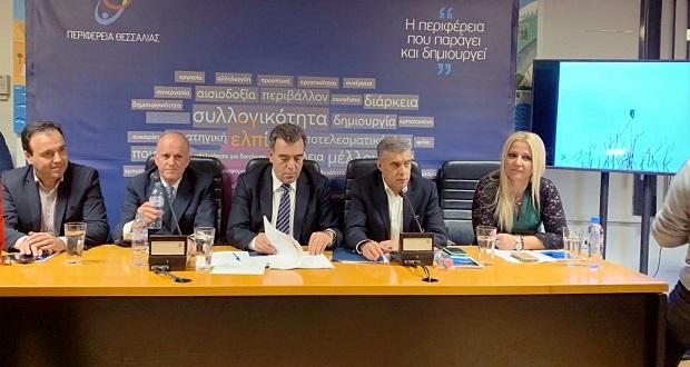 Μάνος Κόνσολας: Η Περιφέρεια Θεσσαλίας διαμορφώνει το δικό της αυτόνομο αναπτυξιακό πρότυπο στον τουρισμό