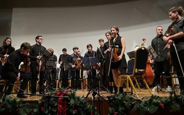 Στη Χριστουγεννιάτικη συναυλία για την ενίσχυση του Συλλόγου Γονέων Παιδιών με νεοπλασματική ασθένεια «Φλόγα» ο Περιφερειάρχης Αττικής Γ. Πατούλης